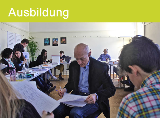 Ausbildung in Mediation