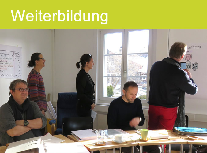 Mediationen in Teams und Gruppen
